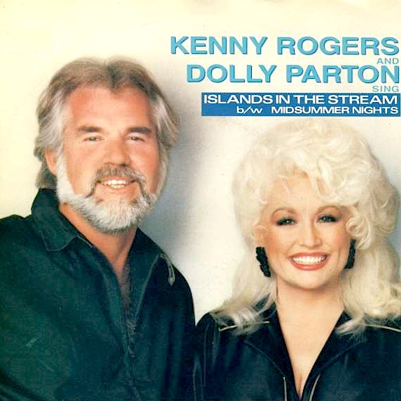 Dolly Parton feat. Kenny Rogers - Islands in the Stream